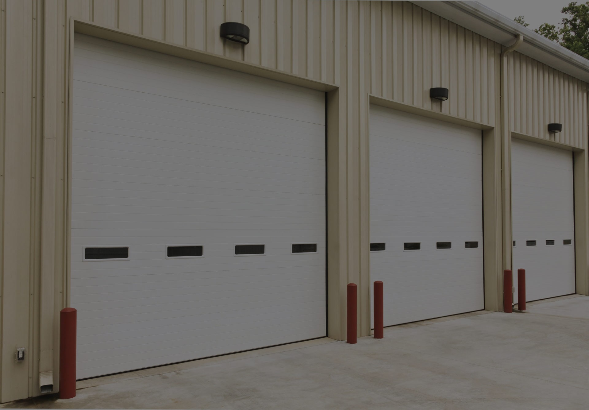 color garage black choose gray the top to choices how blog doors fagan for dark door