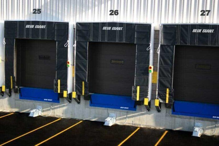 Garage Dock Levelers